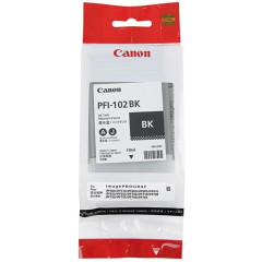Cartridge Canon Inkjet PFI-102 imagePROGRAF iPF500 130ml BK