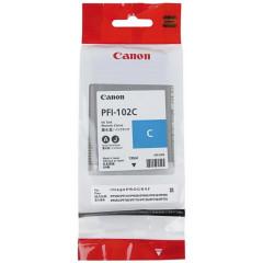 Cartridge Canon Inkjet PFI-102 imagePROGRAF iPF500 130ml CY