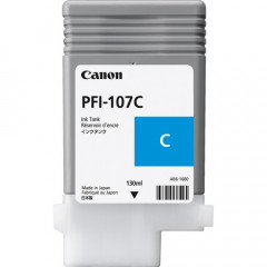 Canon inkjet IPF770 inkt PFI-107 CY