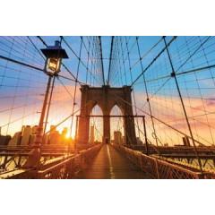 "Fotokader Paperflow 65x98cm ""Brooklyn Bridge"""