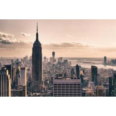 "Fotokader Paperflow 65x98cm ""New York Winter"""