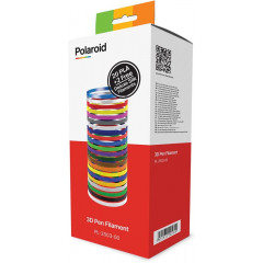 Filament Polaroid 3D Universal Premium PLA 15g assorti (22)