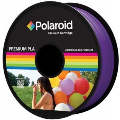 Filament Polaroid 3D Universal Premium PLA 1kg paars