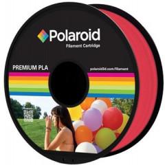 Filament Polaroid 3D Universal Premium PLA 1kg transparant rood