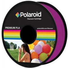 Filament Polaroid 3D Universal Premium PLA 1kg transparant paars