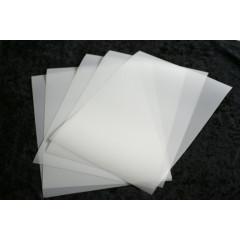 Polyester niet-zelfklevend DIN A4 167gr 254µ