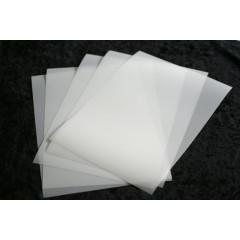 Polyester mat DIN A3 145µ - 195gr (100)