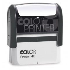Stempel Colop Printer 40 + tekst