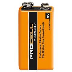 Batterij Duracell Procell 9V (10)