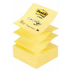 Z-Notes Post-it 76x76mm geel