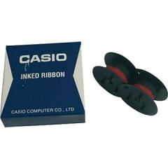 Inktlint Casio RB-02 zwart/rood