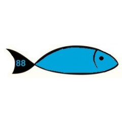 Rainbow DIN A3 80gr diepblauw 88 (500) - FSC Mix credit