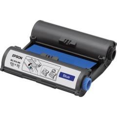 Epson tape RC-R1LNA 100mm blauw