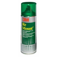 Lijmspray 3M Re Mount 400ml