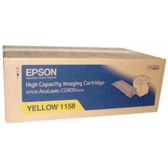 Epson aculaser C2800 toner S051158 YEL HC