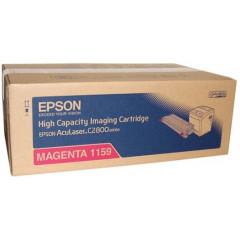 Epson aculaser C2800 toner S051159 MAG HC