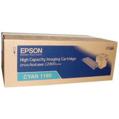 Toner Epson Color Laser 1160 AcuLaser C2800DN 6.000 pag. CY