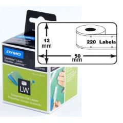 Dymo etiket hangmap 50x12mm (220) (99017)
