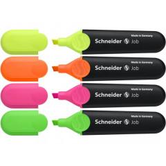 Markeerstift Schneider Job 150 assorti (4)