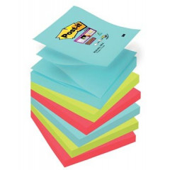 Z-Notes Post-it Miami 76x76mm assorti (6)