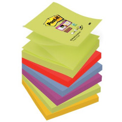 Z-Notes Post-it Marrakesh 76x76mm assorti (6)