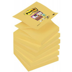 Z-Notes Post-it Super Sticky 76x76mm geel