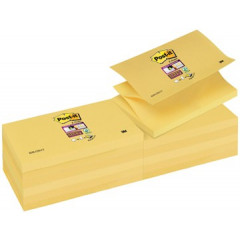 Z-Notes Post-it Super Sticky 76x127mm geel