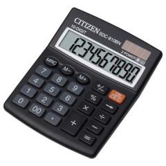 Rekenmachine Citizen SDC-810 zwart