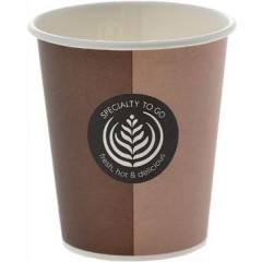Beker Coffee To Go karton 200ml (80)