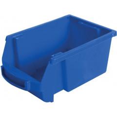 Magazijnbak Viso 1l blauw