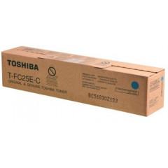 Toner Toshiba Color Laser T-FC25EC e-STUDIO 2040c 26.000 pag. CY