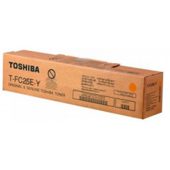 Toner Toshiba Color Laser T-FC25EY e-STUDIO 2040c 26.000 pag. YEL