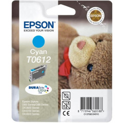 Cartridge Epson Inkjet T0612 Stylus D68 Photo Edition 250 pag. CY