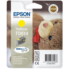 Cartridge Epson Inkjet T0614 Stylus D68 Photo Edition 250 pag. YEL