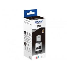 Inktfles Epson EcoTank 113 ET-5850 127ml BK