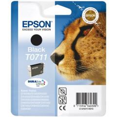 Cartridge Epson Inkjet T0711 Stylus D120 245 pag. BK