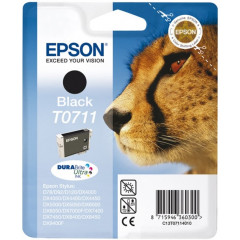 Epson stylus DX4000/DX4450 inkt T0711 BK