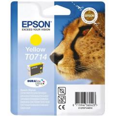 Epson stylus DX4000/DX4450 inkt T0714 YEL