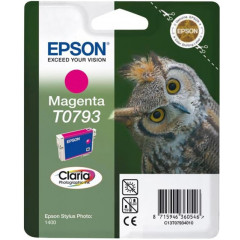 Cartridge Epson Inkjet T0793 Stylus Photo 1400 1.000 pag. MAG