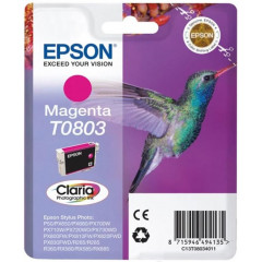 Epson stylus photo R265/R285 inkt T0803 MAG