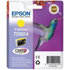 Epson stylus photo R265/R285 inkt T0804 YEL