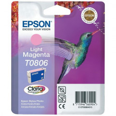 Cartridge Epson Inkjet T0806 Stylus Photo P50 685 pag. LIGHT MAG