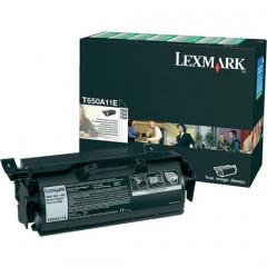 Toner Lexmark Mono Laser T650A11E T650dn 7.000 pag. BK