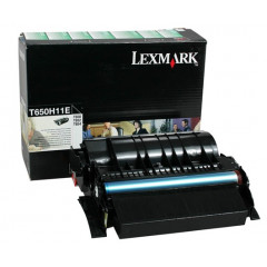 Toner Lexmark Mono Laser T650H11E T650dn 25.000 pag. BK