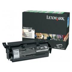 Lexmark laser T654DN toner T654X11E
