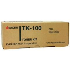 Kyocera laser KM-1500 toner TK100 BK
