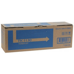 Toner Kyocera Mono Laser TK-1130 FS-1030MFP 3.000 pag. BK