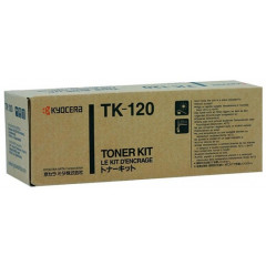 Toner Kyocera Mono Laser TK-120 FS-1030D 7.200 pag. BK