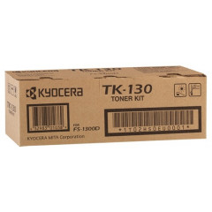 Kyocera laser FS-1300/1350 toner TK130 BK
