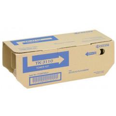 Toner Kyocera Mono Laser TK-3110 FS-4100DN 15.500 pag. BK